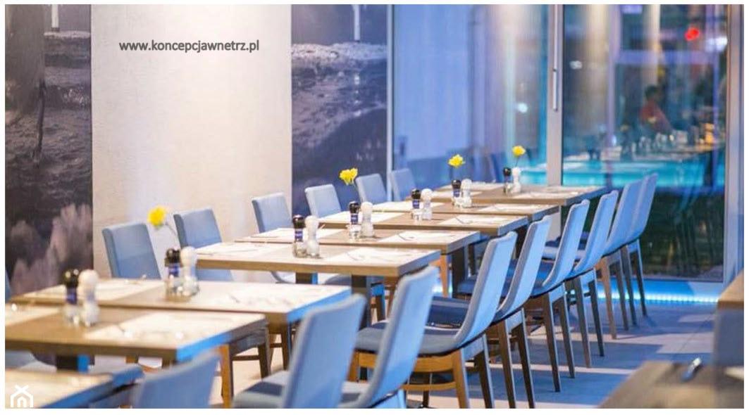 Ogród Zimowy Avangard Resort w Świnoujściu - zdjęcie od Koncepcja Wnętrz - Homebook