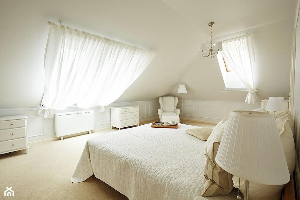 Firanki Do Sypialni Na Male Okno Q Housepl