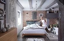 sypialnia Dream Luxury dąb natur - zdjęcie od Swarzędz Home