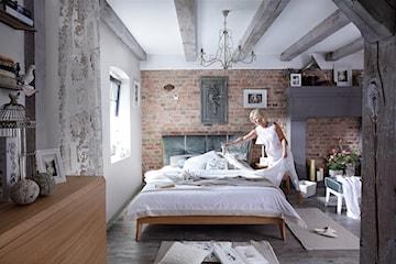 8 pomysłów na sypialnię z kobiecym akcentem