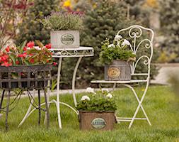 Ogród, styl prowansalski - zdjęcie od JoKoDecor Joanna Kowalska