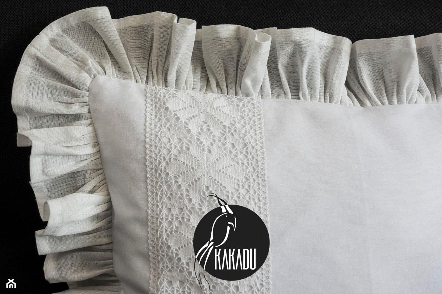 oryginalne poduszki - zdjęcie od KakaduArt - Homebook
