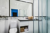 niebanalna łazienka eklektyczna