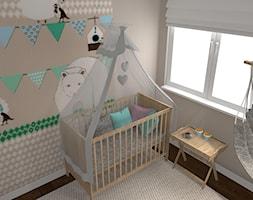 Dom prywatny 1 - pokój dziecka - zdjęcie od WARSZTAT WNĘTRZ