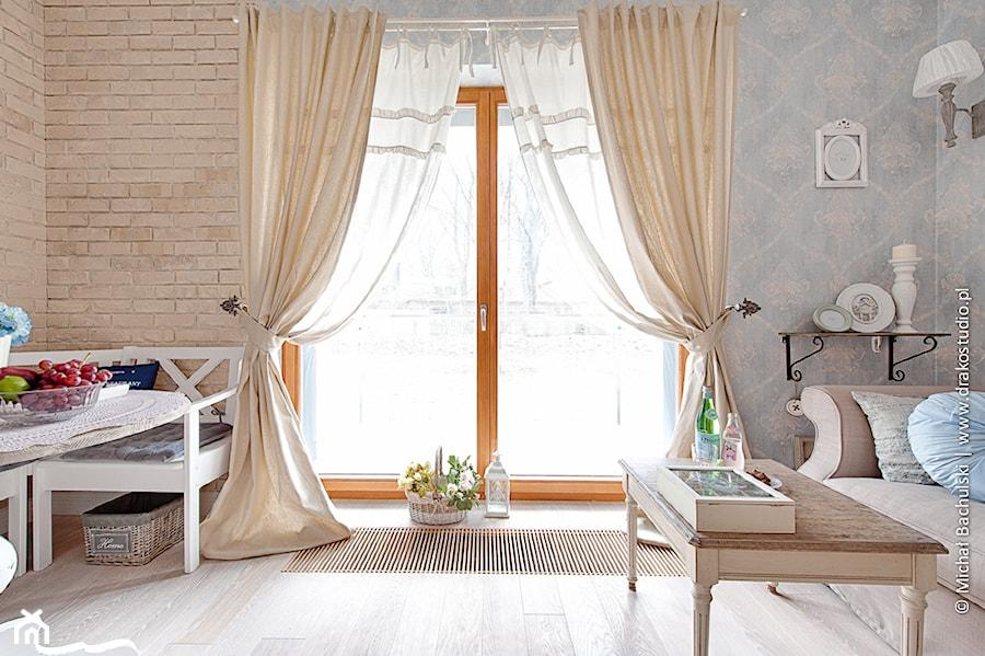 Francuski zakątek ;) - Salon, styl prowansalski - zdjęcie od DreamHouse