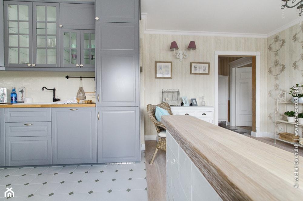 Ludwik w Skandynawii ;) - Kuchnia, styl prowansalski - zdjęcie od DreamHouse - Homebook