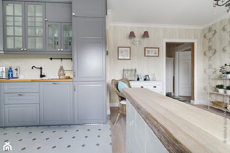 Ludwik w Skandynawii ;) - Kuchnia, styl prowansalski - zdjęcie od DreamHouse