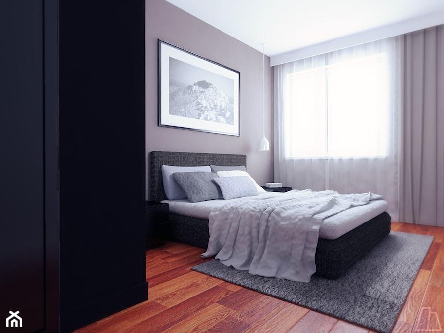 sypialnia projekt wnętrz zdjęcie od moskou