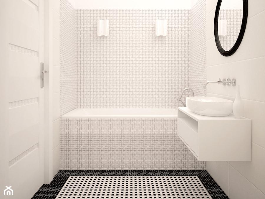 Projekt łazienki - zdjęcie od Moskou Architektura Wnętrz