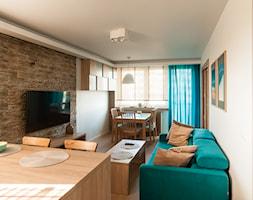 GDAŃSK - apartament na lato - Salon - zdjęcie od CHATANOWA - Homebook