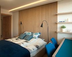 GDAŃSK - apartament na lato - Sypialnia, styl nowoczesny - zdjęcie od CHATANOWA - Homebook