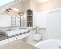 Łazienka - zdjęcie od Progetti Architektura