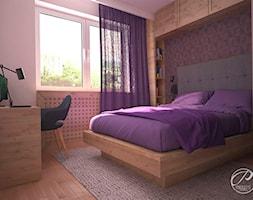Sypialnia - zdjęcie od Progetti Architektura