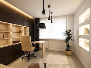 Gabinet - zdjęcie od Progetti Architektura