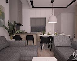 Funkcjonalne mieszkanie dla rodziny - Kuchnia, styl nowoczesny - zdjęcie od Progetti Architektura - Homebook