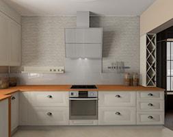 Kuchnia eklektyczna - Kuchnia, styl eklektyczny - zdjęcie od BAMARI Studio Architektury Wnętrz - Homebook