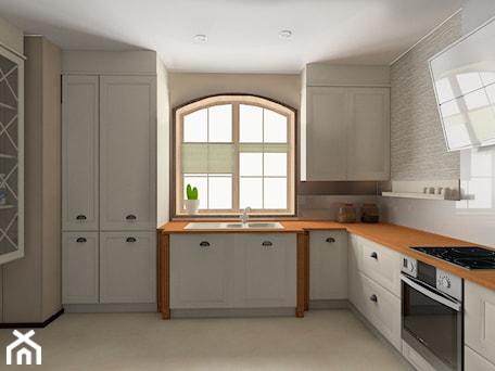 Aranżacje wnętrz - Kuchnia: Kuchnia eklektyczna - Kuchnia, styl eklektyczny - BAMARI Studio Architektury Wnętrz. Przeglądaj, dodawaj i zapisuj najlepsze zdjęcia, pomysły i inspiracje designerskie. W bazie mamy już prawie milion fotografii!
