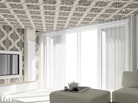 Aranżacje wnętrz - Salon: w stylu glamour - BAMARI Studio Architektury Wnętrz. Przeglądaj, dodawaj i zapisuj najlepsze zdjęcia, pomysły i inspiracje designerskie. W bazie mamy już prawie milion fotografii!