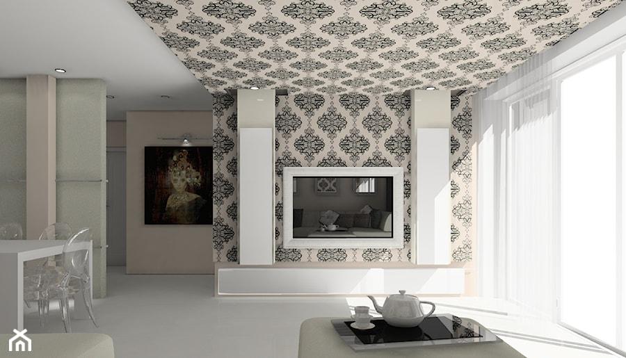 w stylu glamour - zdjęcie od BAMARI Studio Architektury Wnętrz