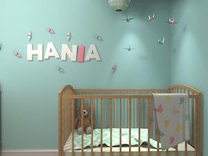 Przestronny i przytulny pokój dla dziewczynki - zdjęcie od Studio D.N.A.