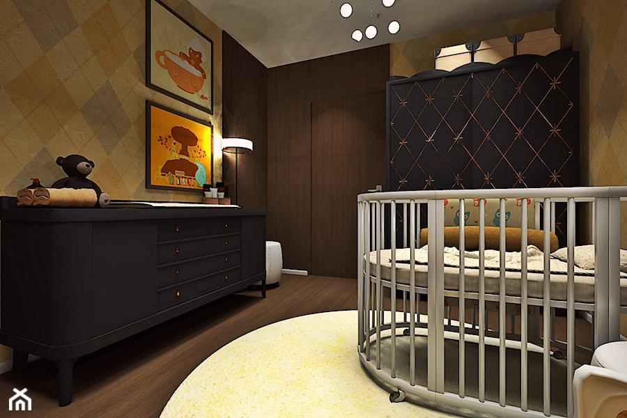 Aranżacje wnętrz - Pokój dziecka: Pokoik dla małego Maksa - Studio D.N.A.. Przeglądaj, dodawaj i zapisuj najlepsze zdjęcia, pomysły i inspiracje designerskie. W bazie mamy już prawie milion fotografii!