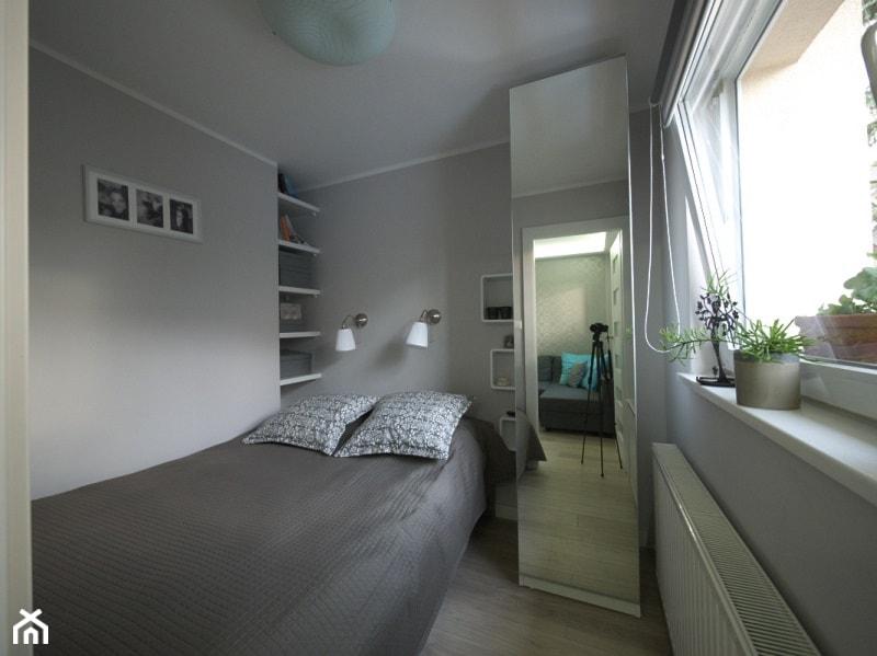 Bardzo Mała Sypialnia Zdjęcie Od Interio Desi Pracownia