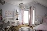 Pokój Dla 5 letniej Oliwi .Meble i projekt pokoju Fiorentino. - zdjęcie od Fiorentino.pl - Homebook
