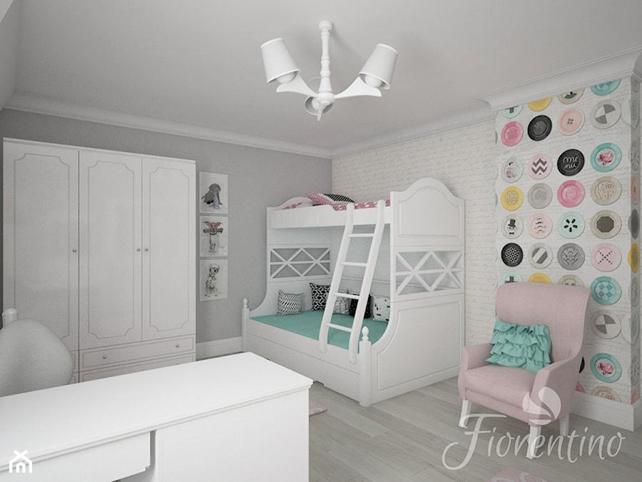 meble dla dzieci projekt pokoju dla dziewczynki meble i