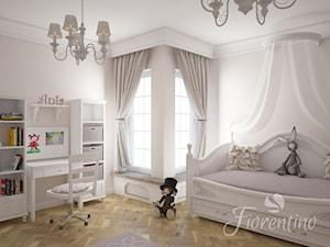 Meble Fiorentino dla dziewczynki. Pokój dla bliźniaczek. - zdjęcie od Fiorentino.pl