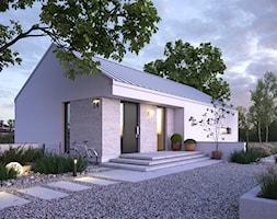 Projekt domu RADOSNY 3 | Domy z Wizją - zdjęcie od DOMY Z WIZJĄ - nowoczesne projekty domów - Homebook