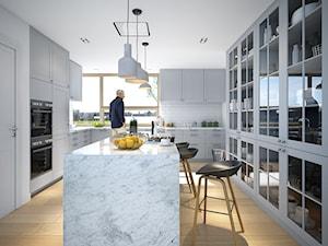 FAMILIJNY 1 - Domy z wizją - zdjęcie od DOMY Z WIZJĄ - nowoczesne projekty domów