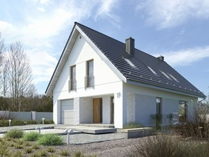 DOSTĘPNY 2 - mały dom z pięcioma sypialniami