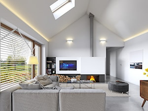 EKONOMICZNY 2 - zdjęcie od DOMY Z WIZJĄ - nowoczesne projekty domów