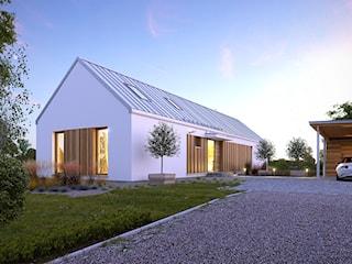 NATURALNY 1A - nowoczesna stodoła o ponadczasowych walorach estetycznych