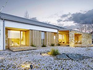 DOMY Z WIZJĄ - nowoczesne projekty domów - Architekt budynków
