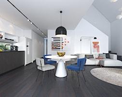 Projekt domu RADOSNY 5 | Domy z Wizją - zdjęcie od DOMY Z WIZJĄ - nowoczesne projekty domów - Homebook