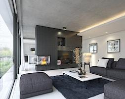 Parterowy 3 - Domy z Wizją - zdjęcie od DOMY Z WIZJĄ - nowoczesne projekty domów