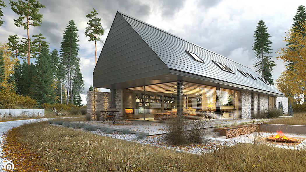 Trend Nowoczesna Architektura Czyli Modne życie W Stodole Homebook