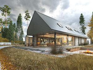 Trend: Nowoczesna architektura, czyli modne życie w stodole