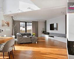 Dom na Podhalu - Domy, styl nowoczesny - zdjęcie od Intellio designers projekty wnętrz - Homebook