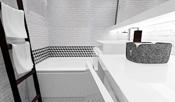 white interior design - Architekci & Projektanci wnętrz