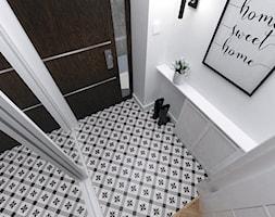 Hol+%2F+Przedpok%C3%B3j+-+zdj%C4%99cie+od+white+interior+design