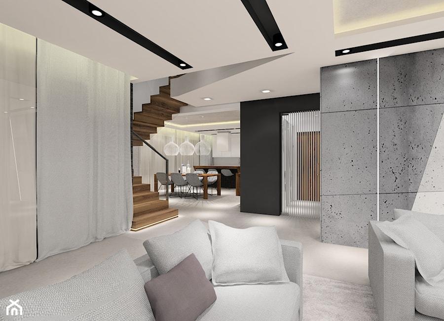 Projekt wnętrz domu. - zdjęcie od MKdezere