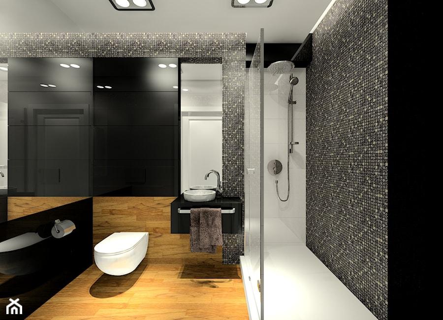 łazienka Ze Srebrnymi Płytkami Aranżacje Pomysły