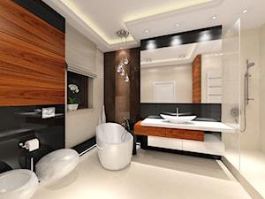 Łazienka glamour - zdjęcie od MKdezere