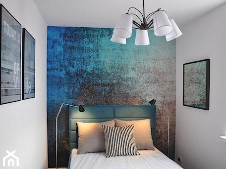 Aranżacje wnętrz - Sypialnia: Mieszkanie Wawer - Pogotowie Wnętrzarskie. Przeglądaj, dodawaj i zapisuj najlepsze zdjęcia, pomysły i inspiracje designerskie. W bazie mamy już prawie milion fotografii!