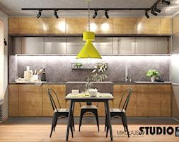 przestronna kuchnia - zdjęcie od MIKOŁAJSKAstudio