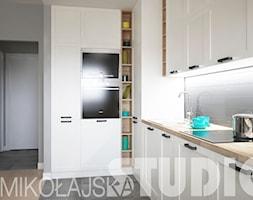 biała kuchnia - zdjęcie od MIKOŁAJSKAstudio