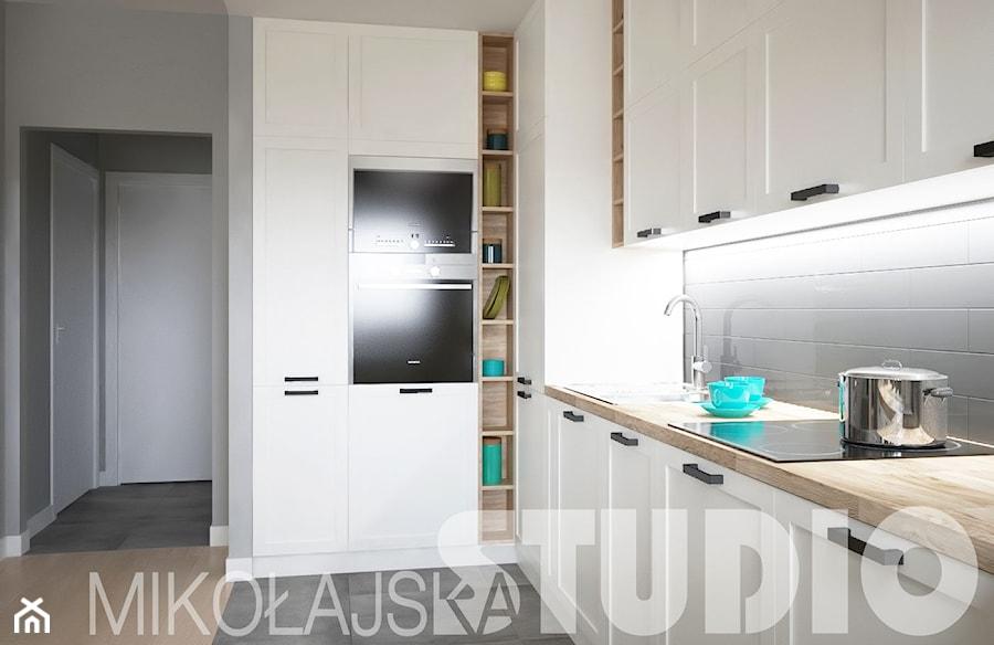 biała kuchnia  zdjęcie od MIKOŁAJSKAstudio -> Kuchnia Tajska Biala Podlaska