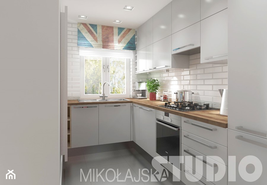 british kitchen-project - zdjęcie od MIKOŁAJSKAstudio